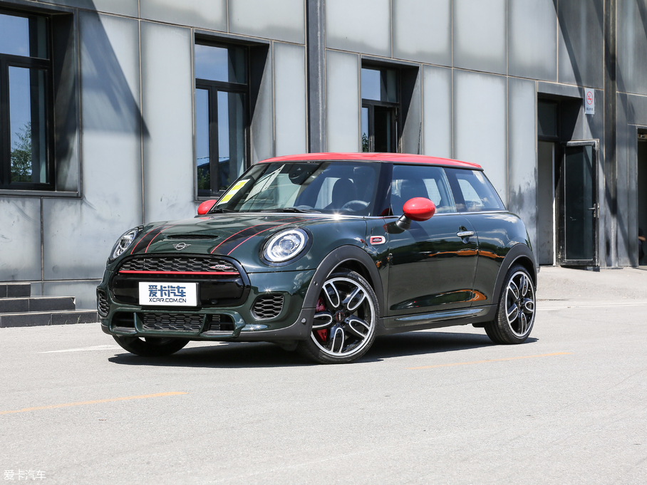2018款MINI JCW 2.0T JOHN COOPER WORKS ALL-IN