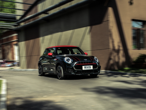 2018款2.0T JOHN COOPER WORKS ALL-IN 整体外观