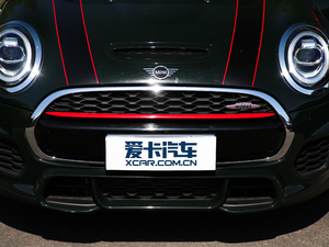 2018款2.0T JOHN COOPER WORKS ALL-IN 中网