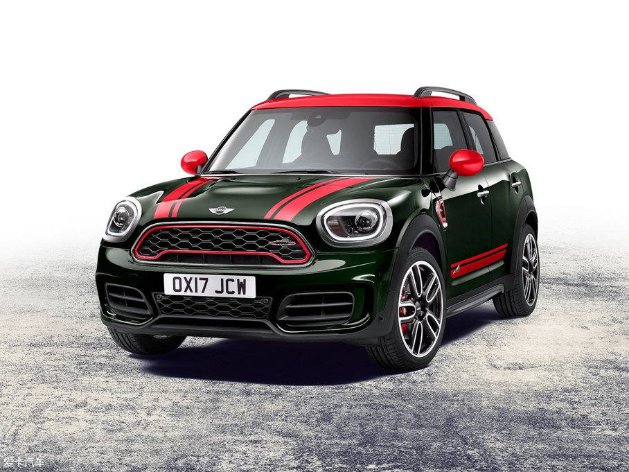 南京MINI JCW COUNTRYMAN优惠7.92万元