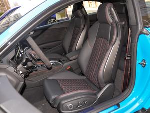 2019款2.9T Coupe 前排座椅