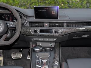 2019款2.9T Coupe 中控台