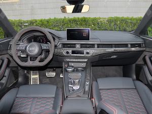 2019款2.9T Coupe 全景内饰