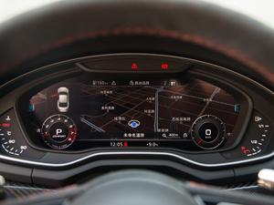 2019款2.9T Coupe 仪表