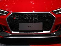 细节外观奥迪RS4中网