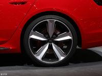 细节外观奥迪RS4轮胎