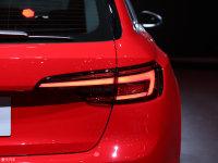 细节外观奥迪RS4尾灯