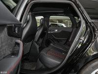 空间座椅奥迪RS4后排空间