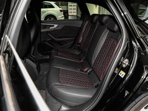 2018款2.9T Avant 后排座椅