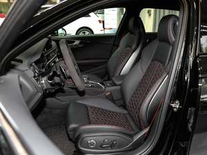 2018款2.9T Avant 前排座椅