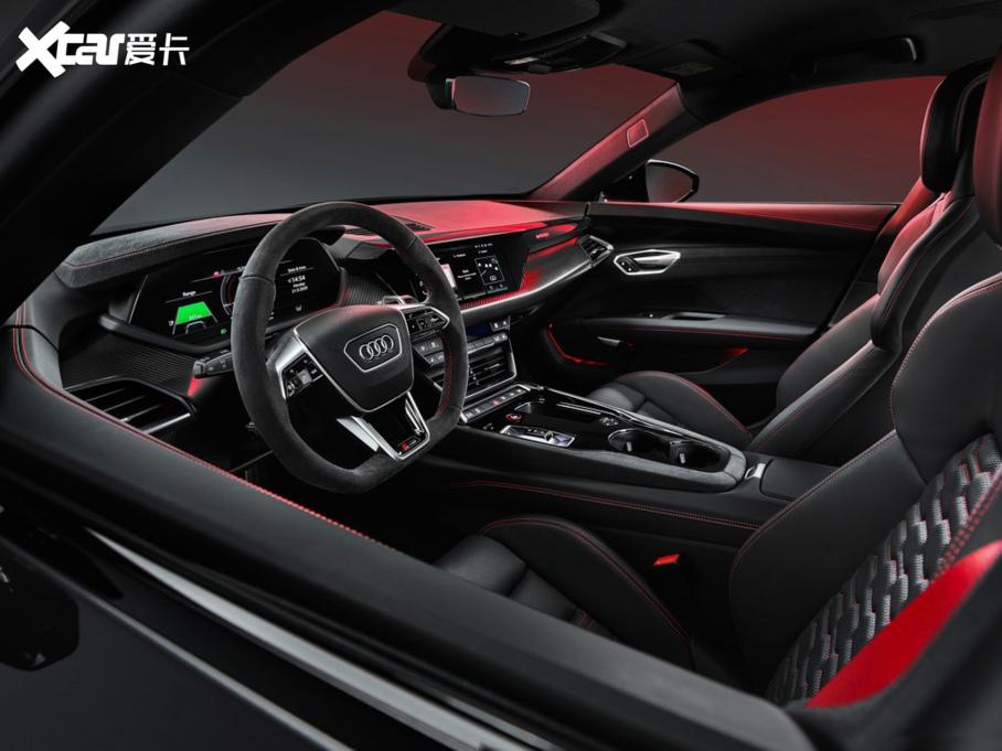 奥迪RS e-tron GT