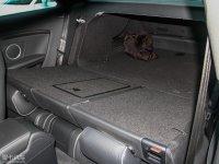 空间座椅奥迪RS5后排座椅放倒