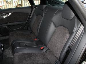 2016款Sportback 后排座椅