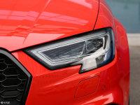 细节外观奥迪RS3头灯