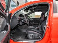空间座椅奥迪RS3前排空间
