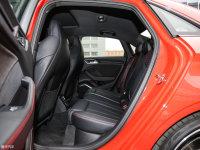 空间座椅奥迪RS3后排空间