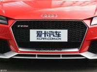 細節外觀奧迪TT RS中網