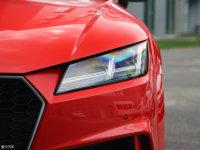 細節外觀奧迪TT RS頭燈