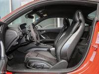 空間座椅奧迪TT RS前排空間