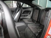 空間座椅奧迪TT RS后排空間