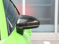 细节外观奥迪TT RS 后视镜