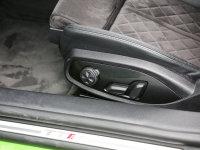 空间座椅奥迪TT RS 座椅调节