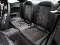 空间座椅奥迪TT RS 后排座椅