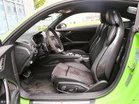空间座椅奥迪TT RS 前排空间
