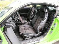 空间座椅奥迪TT RS 前排座椅