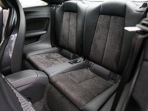 2017款Coupe 后排座椅