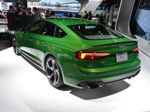 2018款2.9T Sportback 整体外观