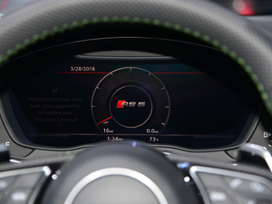 2018款2.9T Sportback 中控区