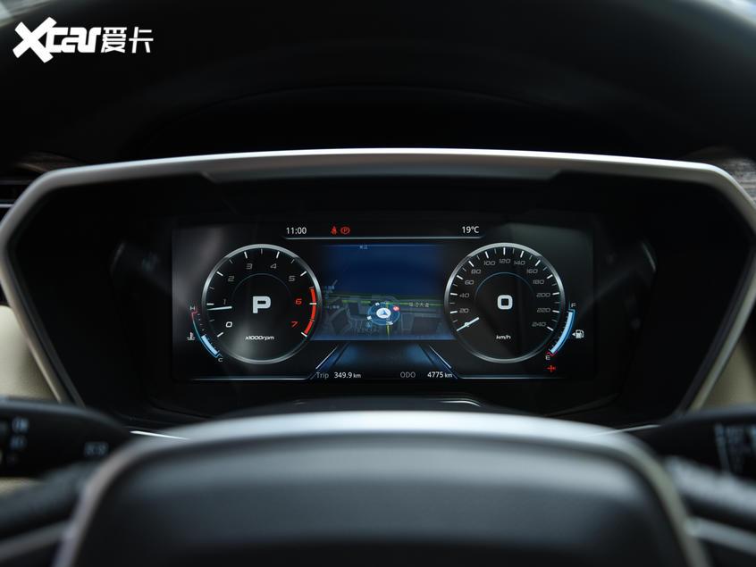 江铃福特2019款领界