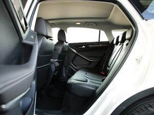 2019款EcoBoost 145 CVT尊领型PLUS 后排空间