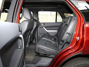 2017款2.0L GTDi四驱汽油豪华版 7座 后排空间