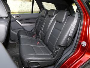 2017款2.0L GTDi四驱汽油豪华版 7座 后排座椅