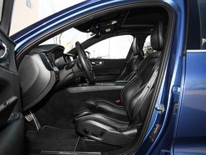 2019款T5 四驱智雅运动版 前排空间