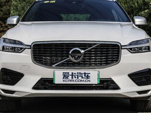 2019款T8 E驱混动智雅运动版 中网