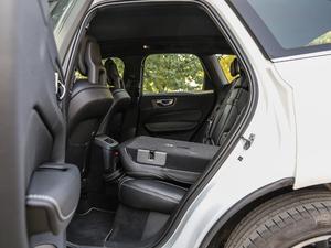 2019款T8 E驱混动智雅运动版 后排座椅放倒