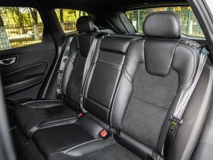 2019款T8 E驱混动智雅运动版 后排座椅