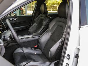 2019款T8 E驱混动智雅运动版 前排座椅