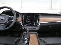 中控区沃尔沃S90中控台