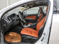 空间座椅沃尔沃S60L前排空间