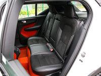 空間座椅沃爾沃XC40后排座椅