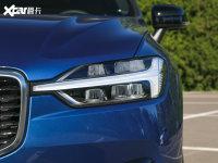 细节外观沃尔沃XC60头灯