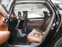 空间座椅沃尔沃S90混动后排空间