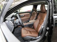 空间座椅沃尔沃S90混动前排座椅