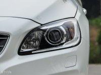 细节外观沃尔沃S60L混动头灯
