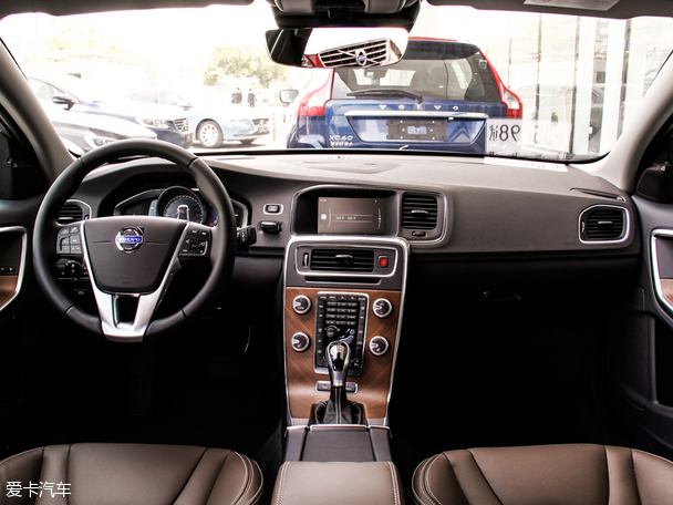 沃尔沃亚太2015款沃尔沃S60L混合动力