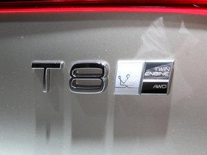 2017款T8 荣誉版 细节外观